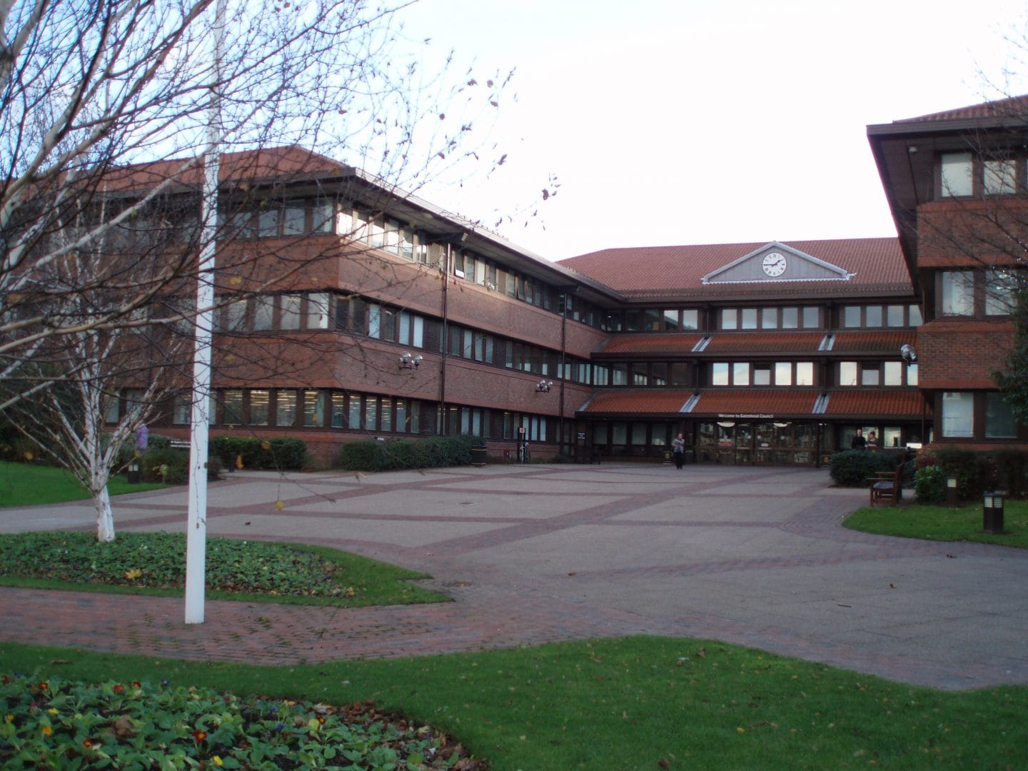 Gateshead Housing, Civic Centre, Gateshead