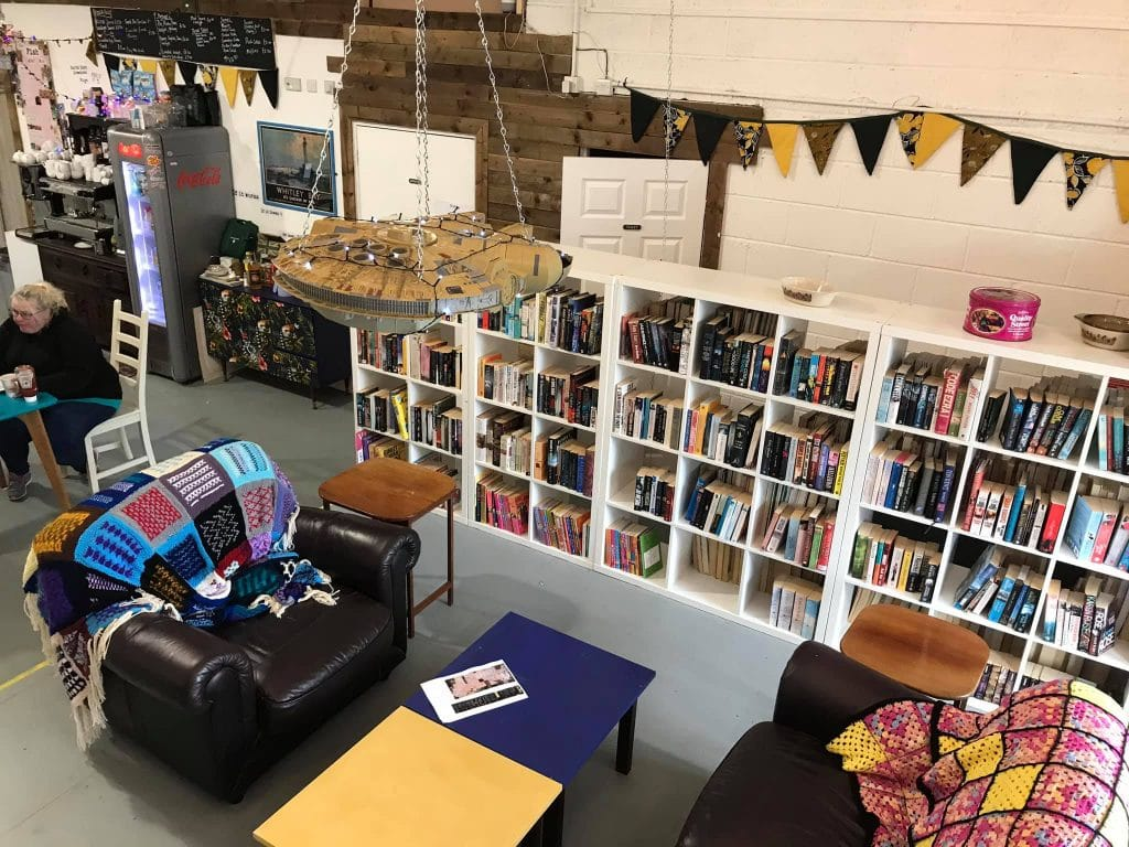 NEh North East Homeless hub in North Shields